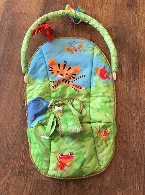 Fisher Price Jungle Rainforest Baby Bouncer Replacement Cover