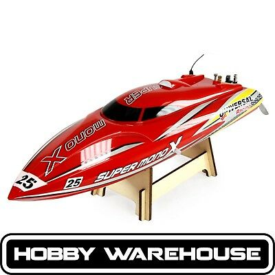 Joysway 8209 Super Mono X 2.4Ghz Brushless RC Racing Boat