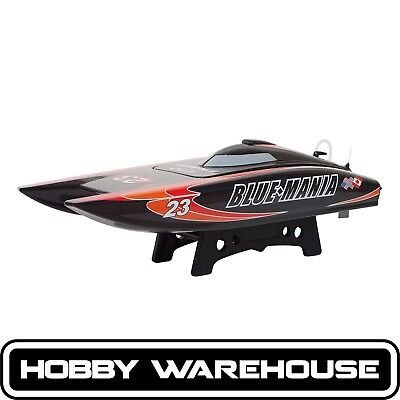 Joysway 8652 Blue Mania ABS Hull 2.4GHz Brushless RC Racing Boat