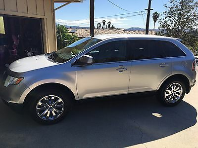 2010 Ford Edge Limited 2010 Ford Edge Limited Sport Utility 4-Door
