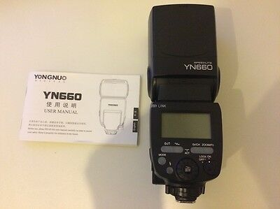 Yongnuo YN660 Speedlite for Nikon