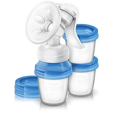 PHILIPS AVENT NATURAL tiralatte manuale