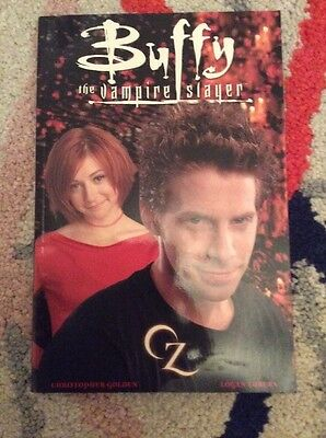 Buffy The Vampire Slayer Oz Graphic Novel