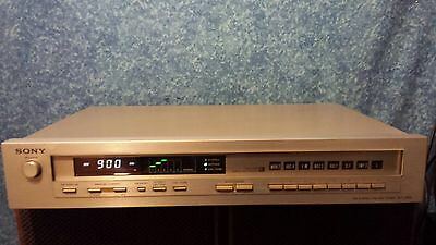 Sony Fm-Am Stereo Tuner St- J 55 L   .