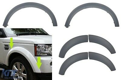 Wheel Arches Extension Land Range Rover Discovery IV 09-16 Trim Mouldings