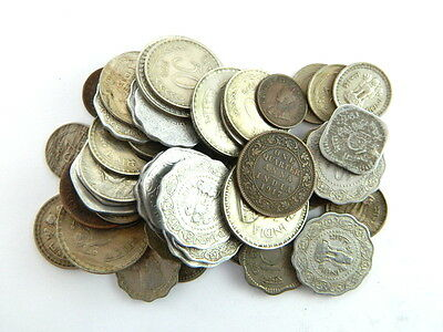 50 Coins from India  #CI