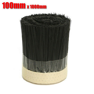 AU 100MM Engraving Machine Cover Brush Nylon Vacuum Cleaner Dust for CNC Router