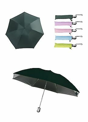 New Invention Inside Out/upside Down Folding Umbrella(Military Dark Green, 1Pcs)