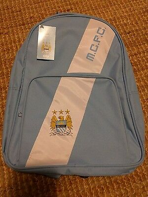 Manchester City back pack