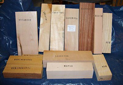 Assorted Hardwood Off Cuts Pack Four