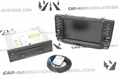 Volkswagen Passat B8 Golf7 Discover Pro MIB2 activated navigation with Maps