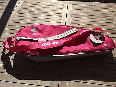 Brand New WILSON Hope Tennis racquet & Bag