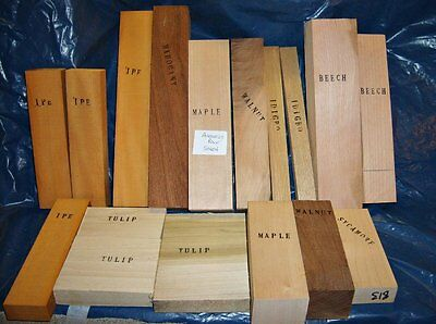 Assorted Hardwood Off Cuts Pack Seven