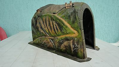 Railway Marklin Gauge 1 Antiques tunnels 1905-1907 Castle Buildings
