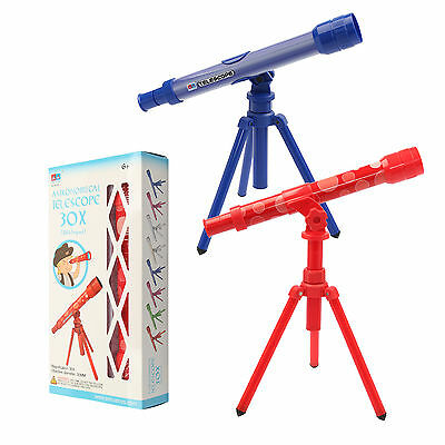 Kids Astronomical Telescope Educational Stargazing Childrens Toy with Tripod