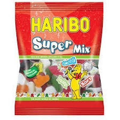 Haribo Supermix 160g x 19 (Clearance stock)