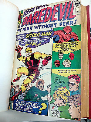 Daredevil #1-20 (1964-1966) – Marvel - Bound Volume - Tomo Encuadernado