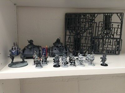 40k Imperial Guard Army - Great starter army!