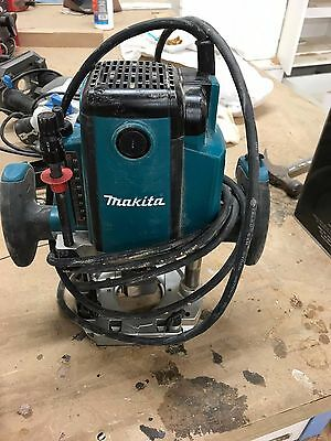 Makita Router nearly new as seen in pic