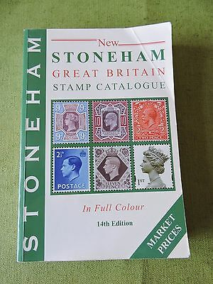 New Stoneham Great Britain Stamp Catalogue