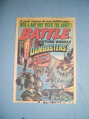 Battle Picture Weekly issue dated May 17 1975