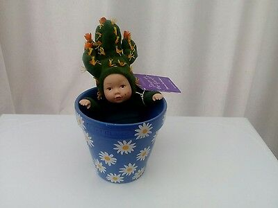 Anne Geddes flower pot baby