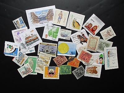 PORTUGAL selection of used Postage Stamps  on and off paper as seen