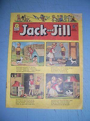 Jack and Jill issue dated March 3 1962