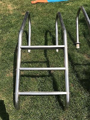 Swimming Pool Ladder Stainless Steel