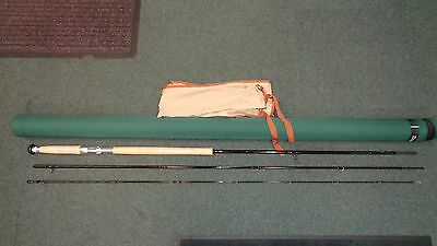 Diawa Signature 12' 3pc #8 Double handed salmon rod