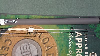 "Vision Nite Catapult 9'6"" #7/8 3pc fly rod"