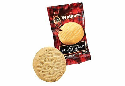 50 Individually wrapped Walkers Shortbread