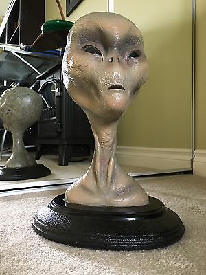 The Grey Real Alien First Edition Brandstater Design