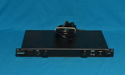 Furman PL-8C 15A Power Conditioner w/Lights