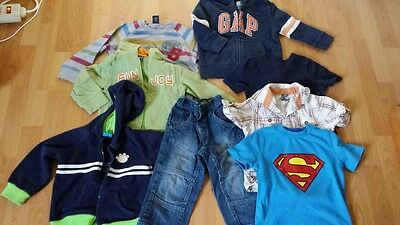 Bundel of boy clothes 18-24 months