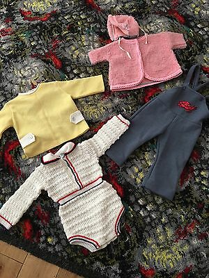 Vintage Baby  Pre-Worn Children's Clothes Bundle Job Lot