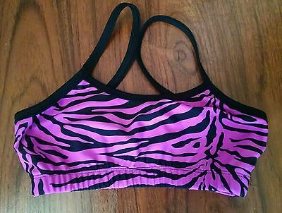 Euc girls size youth Large 7 8 dance top!