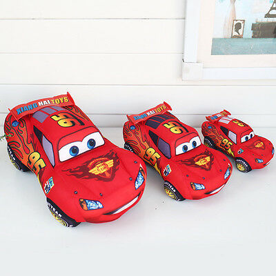 New Pixar Moive The Cars 3 Plush Toy Lightning McQueen 95 Figure Soft Doll Toy