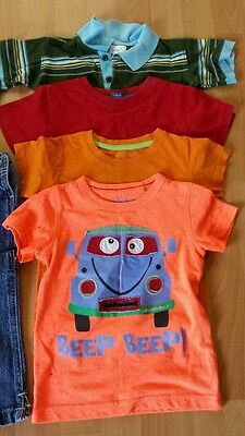 Bundel of boy clothes 12-18months