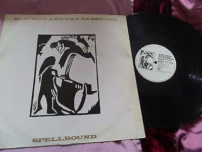 Siouxsie and the Banshees Vinyl lp Spellbound. 1981