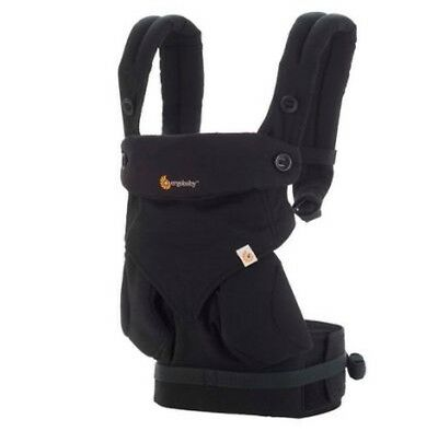 Ergobaby 360 Four Position Baby Carrier, Black
