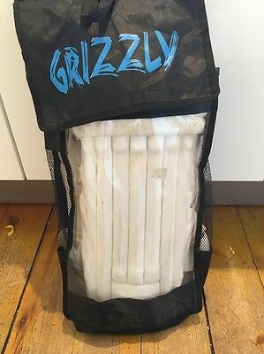 Newberry Grizzly Batting Pads