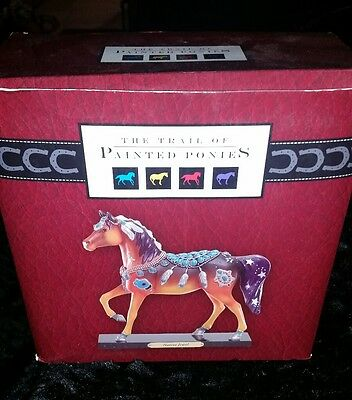 Native Jewel Pony - 12243 Painted Ponies Horse Figurine - 4th Edition Pony