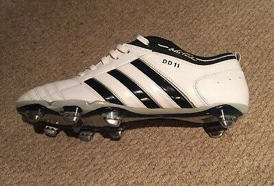 Damien Duff Signed Match Issued Football Boot Adidas AdiPure