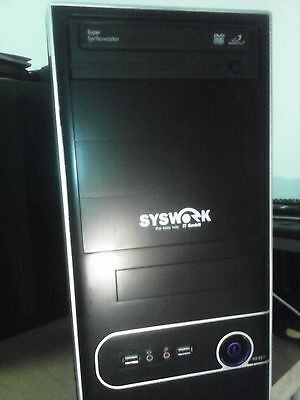 PC Syswork 16GB RAM i5 2500k 3,3GHz + 1TB FB + Win 10 + Tast./Maus