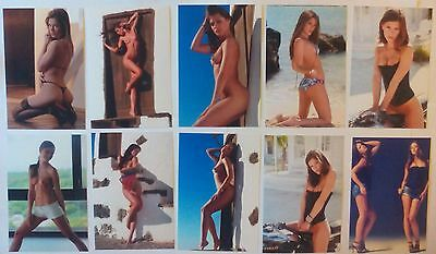 Lote de 10 Fotos 10x15 Erotic Art (Little Caprice)