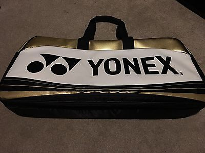 Yonex Limited Edition 2012 London Olympic Pro Racket Bag (Condition 9/10)