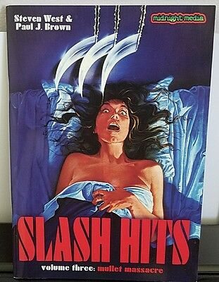 Slash Hits. Vol. 3: Mullet Massacre - SLASHER FILM REVIEW BOOKLET
