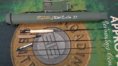 Z Spey switch Z1 4pc #4 9' fly rod