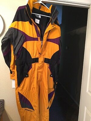 THE NORTH FACE TNF X XL Lakers Colors  Mens One Piece Ski Suit